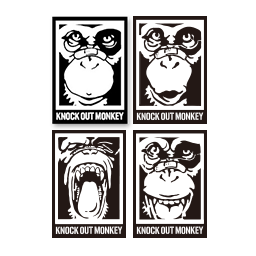 Knock Out Monkey Facebook